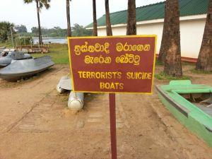 War Museum, NE Sri Lanka