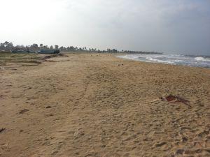 Beach, Mullivaikkal